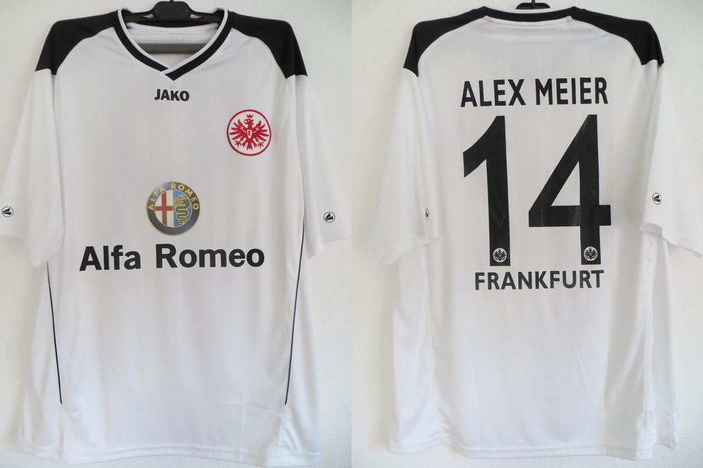 Eintracht Ausweich 2013 14